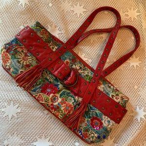 Glorious Mary Frances handbag